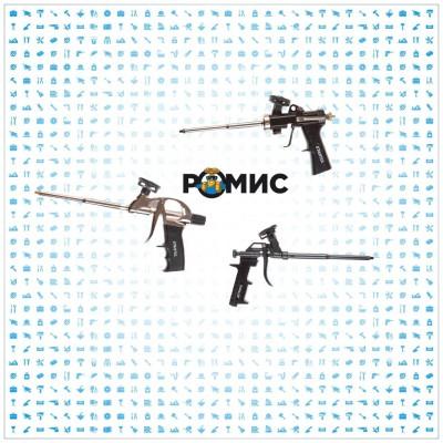 Как выбрать пистолет для монтажной пены?