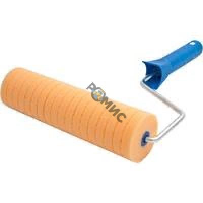 Валик с ручкой для сетки-рабицы 18см d 50мм/6 (шт) (A0133-005018 )/РП