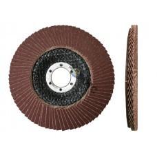 Круг лепестковый 125х22мм плоский А180 , КТЛ1 (Луга)