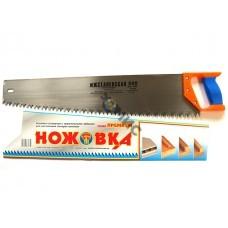 Ножовка по дер. 600мм зуб 12мм Ижсталь