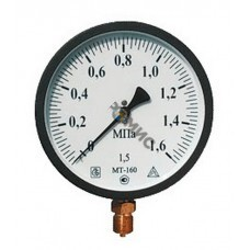 Манометр МТ160 (1,6 МПа)