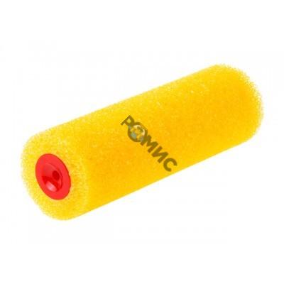Ролик поролоновый Структурный, 180мм под ручку 8мм  (ST0216-18)