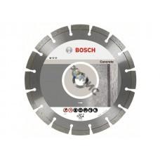 Алмазный круг 125х22,23мм бетон Professional (Bosch) (2608602197)