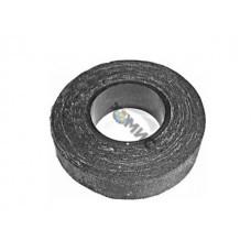Изолента  х/б черная 200г (ширина 18мм)