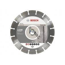 Алмазный круг 230х22 мм бетон Professional (Bosch) (2608602200)