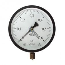 Манометр МТ-160 0,6 МПа