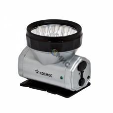 Фонарь Космос Accu H10 LED 10Led 600mah налобный