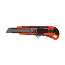 Нож пистолетный с выдвижн. лезвием 18мм STARTUL PROFI (ST0932)
