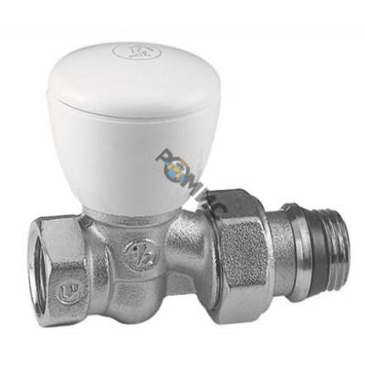 Клапан ручной прямой Ду 15 GIACOMINI R6X033