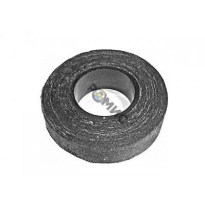 Изолента  х/б черная 400г(ширина 18мм)