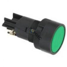Кнопка SB-7 Пуск зеленый 1НО (1з) d22мм 240В SHCET, Китай