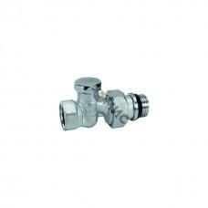 Клапан прямой отсечной R17 МР Ду 15 (метал. крышка)  R17X033