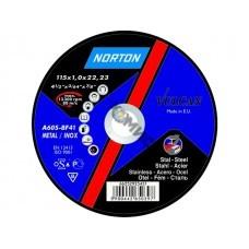 Отрезной круг 150х2,0х22,2мм д/мет NOR-Vulcan (66252925439)