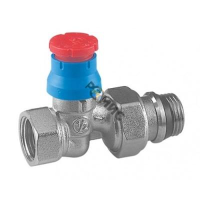 Клапан термостат. прямой R402 МР Ду 15 (без преднастр.) R402Х133