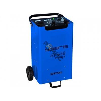 Пуско-зарядное устройство Solaris ST650 (12В/24В, 230А) (Китай)
