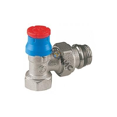 Клапан термостат. угловой R401 МР Ду 20 (без преднастр.) R401Х034