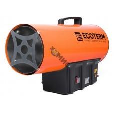 Нагреватель воздуха газ. Ecoterm GHD-50 прям., 50 кВт, переносной (Китай)