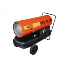 Нагреватель воздуха диз. Ecoterm DHD-30W прям., 30 кВт, 2 колеса (Китай)