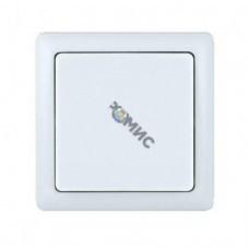 Выключатель 1-кл. СП Хит 6А белая ВС16-133-Б