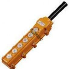 Пульт управления ПКТ-63 на 6 кнопок, IP54 SHCET, Китай