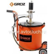 Раздатчик технических жидкостей (насос) GR45430 BGRP/30,( ведро 30 кг на колесах1:50), РФ