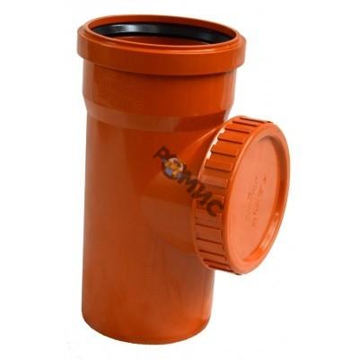 Ревизия Dn-200 наруж.канализации