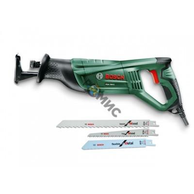 Ножовка сабельная PSA 700 E, 710Вт + 3 пилки, Германия