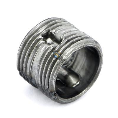 Ниппель стальной кадмий Ду25 д/соед секц радиаторов Ogint Россия
