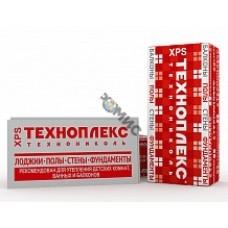 Плиты пенополистир. экструзионные ТЕХНОПЛЕКС 1180х580х30-L(к)