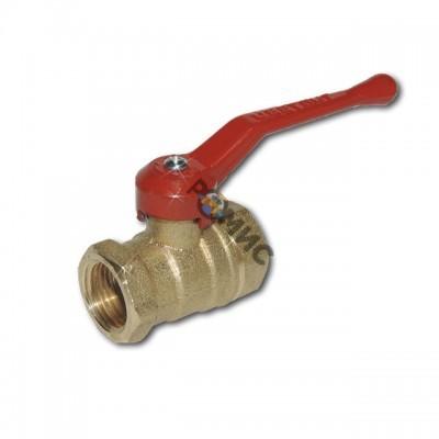 Кран шаровой DN 15 (ММ) PN1.6МПа 11б27п5 (вода) (индивид. упаковка) РБ