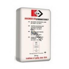 Известь строительная гидратная без добавок по 25кг