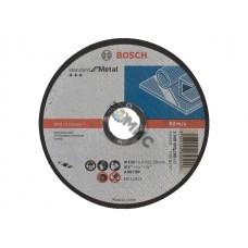 Отрезной круг 125х1,6х22.2мм д/мет  BOSCH Standart (2608603165)