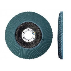 Круг лепестковый 125х22мм плоский ZK 40 ST  КЛТ1 (Луга)