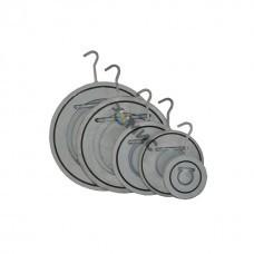 Клапан обратный межфл. Ду 65 з-д Этон РБ