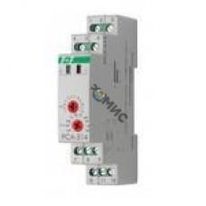 Реле времени РВМ-0,1с/10дн-8А-12/230В-DIN (многофункц., 10реж., 0,1с-10дней, 12-230В AC/DC) TDM, Китай