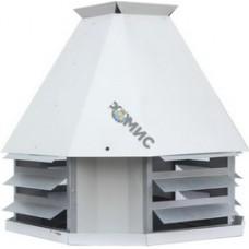 Вентилятор радиальный крышный ВКРМ-5-А2200/4D (2,2кВт/1500об/мин), РБ