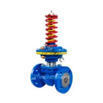 Регулятор перепада давления прямого действия ВРПД Ду 20 Kv-4 м3/ч РБ