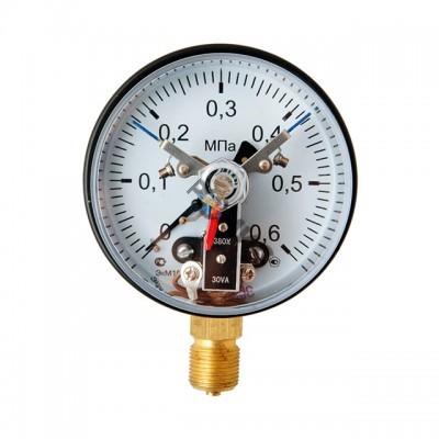 Манометр ЭКМ 100Вм-1,0 МПа-2,5 исп.5 РБ
