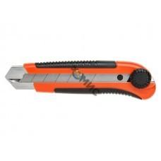 Нож пистолетный с выдв. лезвием 25мм STARTUL PROFI (ST0934) (с магнитом)