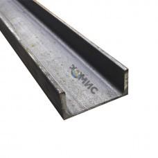 Швеллер стальн. г/к №10 100х46х4,5 L=6м Россия