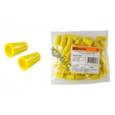 СИЗ-4 11,0 мм2 желтый (50 шт) TDM