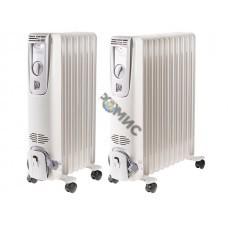 Радиатор маслянный эл. 1,5 кВт,  8 секц. Tермия  H0815 (1500 Вт, 8 секций) Украина