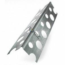 Уголок штукатурный алюминиевый А-025-18,5-3000