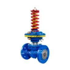 Регулятор перепада давления прямого действия ВРПД Ду 50 Kv 32 РБ