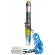 Насос скважинный ECO DW-55 (550Вт, 4,5м3/ч, 57м.)