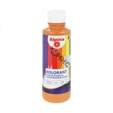 Краска акрил. в/д Alpina Kolorant Терракот 500мл