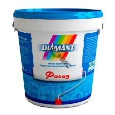 Краска Diamant Фасад белая  5л