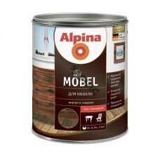 Лак Alpina Moebel (для мебели) глянцевый 750 мл