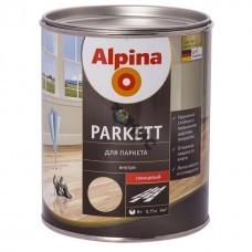 Лак Alpina Parkett (для паркета) глянцевый 0,75 л