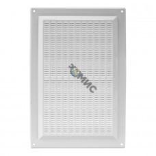 Решетка вентиляционная, пластм. прямоугольная 250 x170мм, VR2517